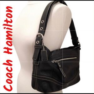 LIKE NEW Authentic Coach Crossbody Vintage Leather